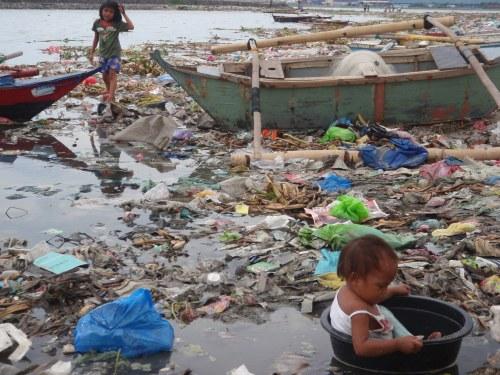 BASECO Slum in Manilla www.markpedder.wordpress.com