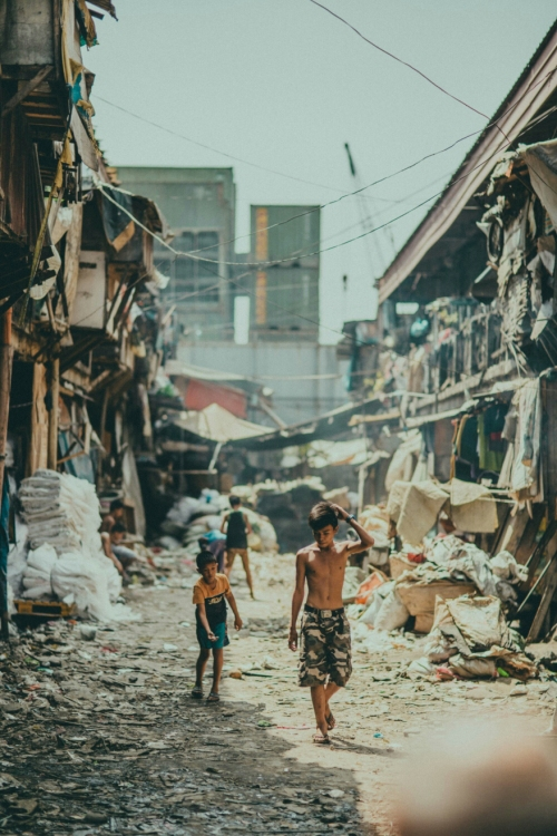 BASECO Slum in Manilla https://markpedder.wordpress.com